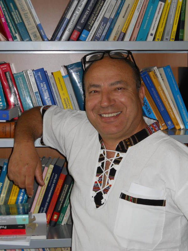 Ali Gannoun, professeur franco-tunisien.