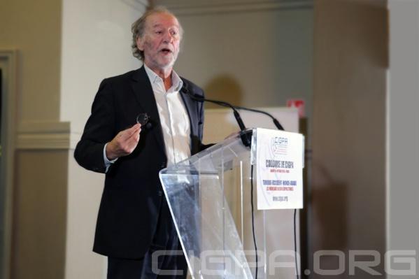 Bernard Godard, ancien haut cadre des Renseignements généraux français et grand spécialiste de l'islamisme.