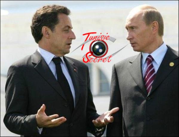 Par-delà l'humiliation de Sarkozy par Vladimir Poutine (vidéo)