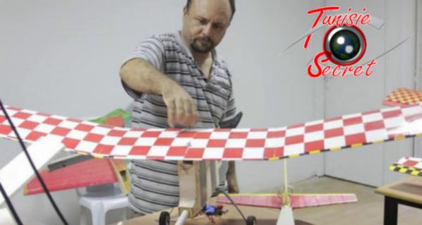 Mohamed Zouari, avec son drone qui mettait en péril la sécurité d'Israël !!!