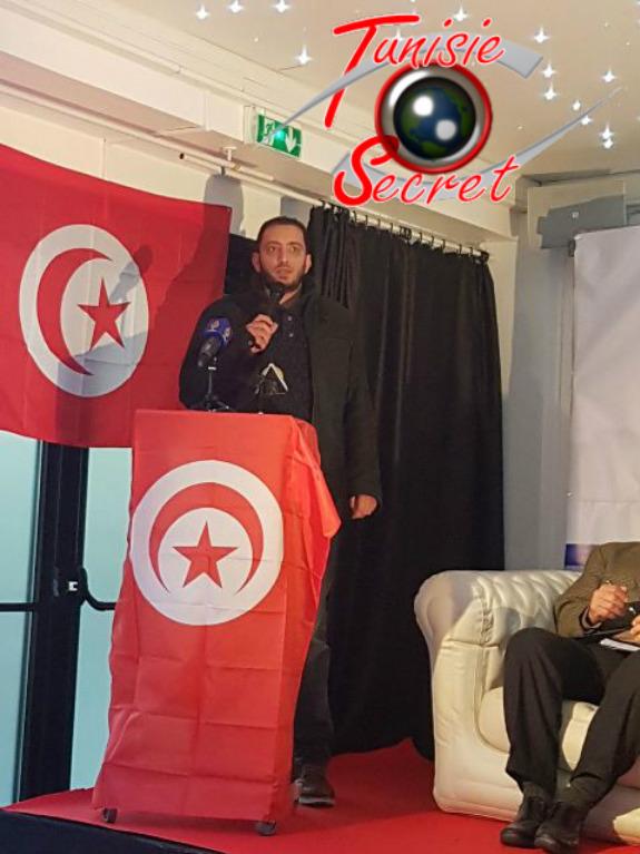 Yassine Ayari.