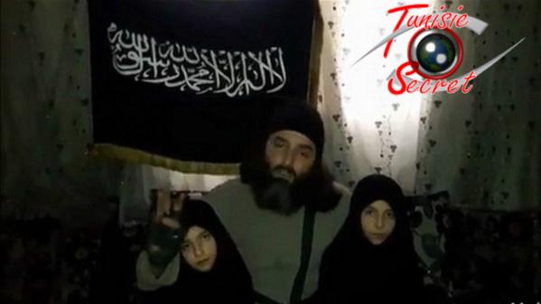 Fatima et Islam, deux fillettes innocentes, et au milieu, leur bourreau...et père !