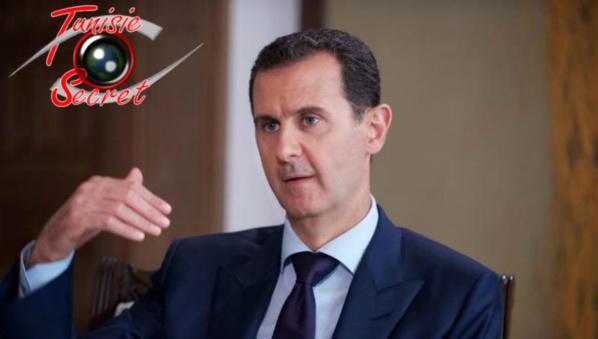 Bachar Al-Assad : La France a soutenu les terroristes en Syrie  et elle est directement responsable des tueries dans notre pays (vidéo).