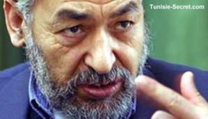 Portrait de Rached Ghannouchi par lui-même