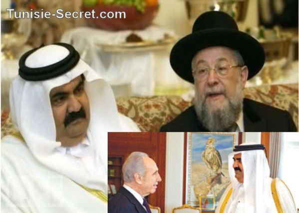 Les secrets de la visite de l'émir de Qatraël à Gaza