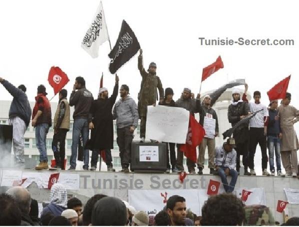 La Tunisie est aujourd'hui islamiste