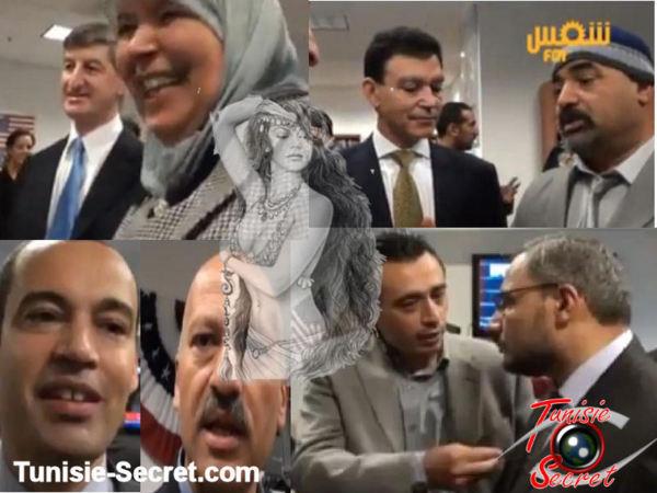 Tunisie : Les proxénètes de John McCain et les stripteaseuses d'Hillary Clinton