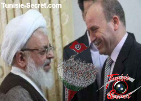 Le jasmin tunisien ne serait pas local mais d'importation iranienne.
