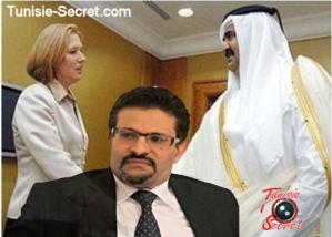 C'est sur ordre de cheikh Hamad que Rafik Bouchlakha s'est rendu à Gaza