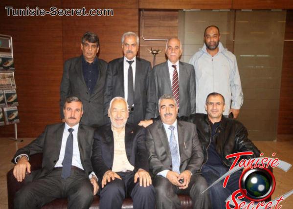 La liste des terroristes que Rached Ghannouchi a envoyés en Syrie