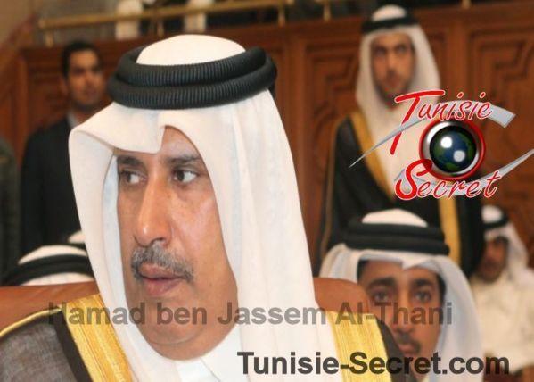 Le Qatari Hamad Ben Jassim doit être arrêté et jugé comme terroriste international