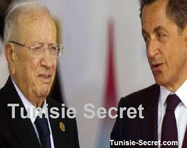 Pourquoi Beji Caïd Essebsi a-t-il secrètement rencontré Nicolas Sarkozy ?