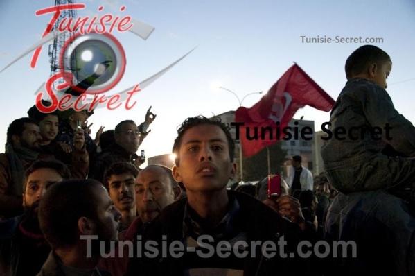 Le printemps arabe, enseigne publicitaire