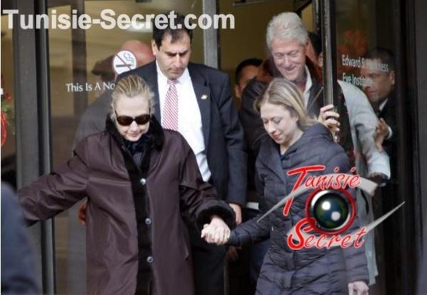 Hillary Clinton a-t-elle été victime d'un attentat ?