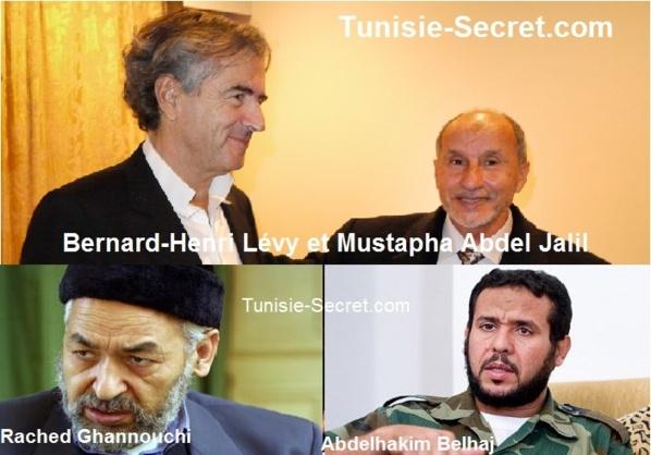 Mustapha Abdeljalil s'est réfugié en Tunisie, à ses risques et périls !