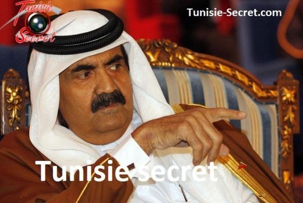 Hamad Ben Khalifa, prince des ténèbres, boude sa colonie tunisienne