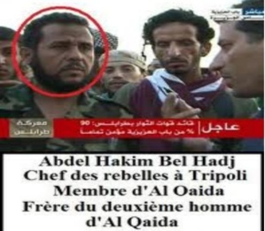 Bernard Henri-Lévy se retourne t-il contre ses amis d'Al-Qaïda ?