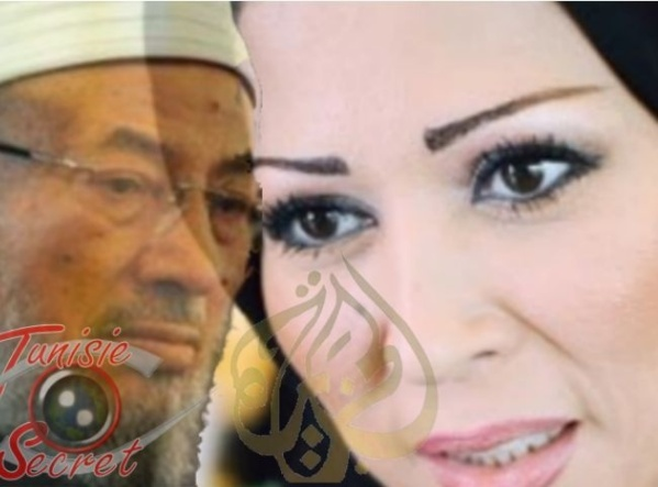 Khadija Benguenna fait l'apologie du nazisme, comme son maître Qaradaoui