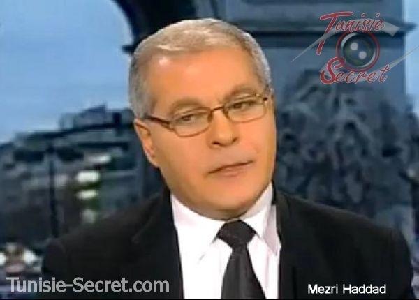 Mezri Haddad: la révolution du jasmin était un conte de fées pour adolescents