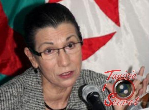 Louisa Hanoune préfère la solidarité nationale à la révolution