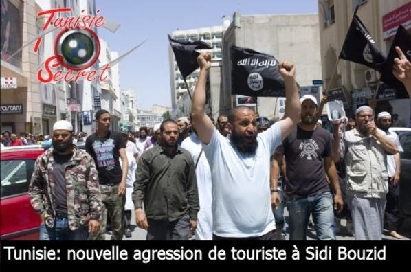 Sidi Bouzid : nouvelle agression de touriste, La troisième en quelques jours