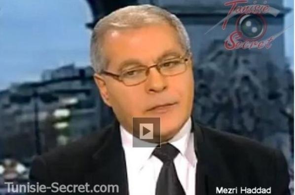 La « Horde fanatisée » de Mezri Haddad se précise