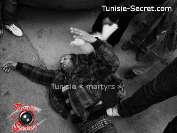 Tunisie : Toute la vérité sur le nombre des « martyrs » et les vrais responsables