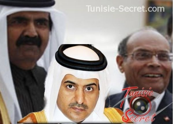 Le chèque qui a mis échec et mat Marzouki