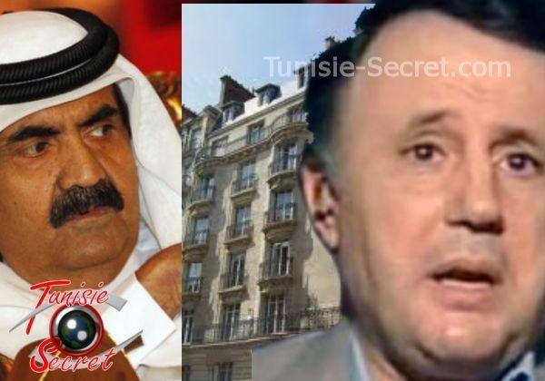 Exclusif : Le Qatar a offert à Slim Chiboub un appartement au cœur de Paris