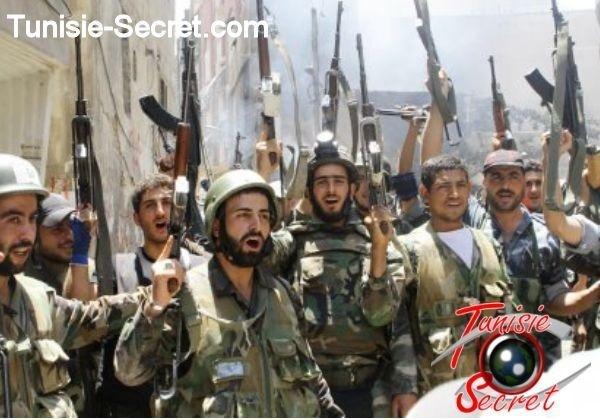 La ville syrienne d'Al-Qusseir, théâtre de tous les changements