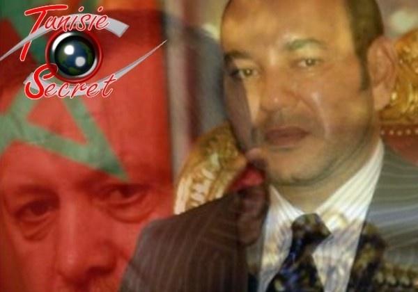 Pourquoi le roi du Maroc n'a pas reçu Erdogan ?