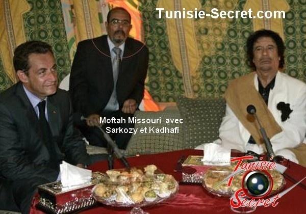 Sarkozy aurait touché 20 millions de dollars, selon Moftah Missouri