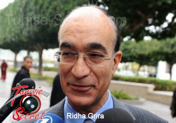 Ridha Grira, ancien ministre de la Défense qui a dit Non à Ben Ali