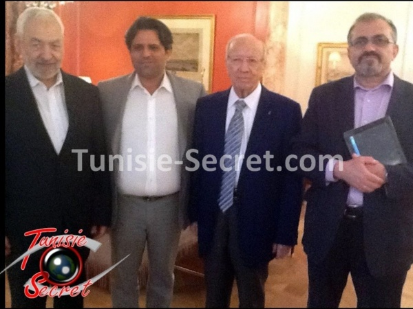 Lorsque le destin de la Tunisie se joue dans une chambre d'hôtel à Paris