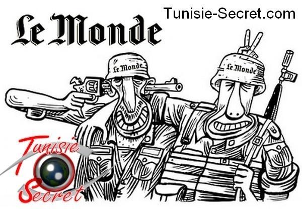 Le journal Le Monde publie une tribune par mégarde