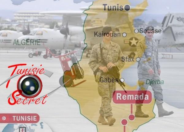 Tunisie : immense base militaire américaine à Remada