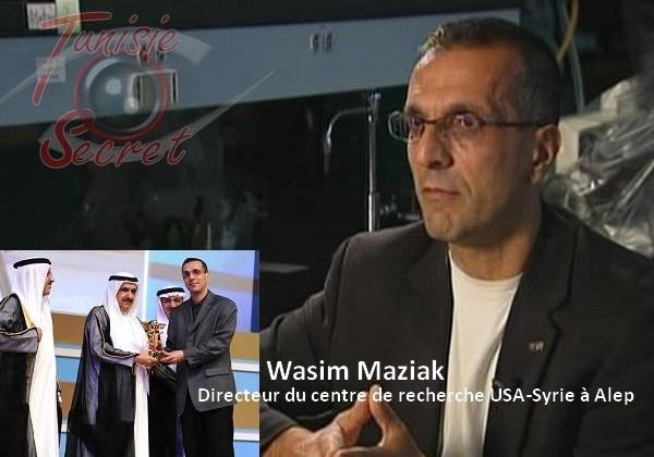 Lettre ouverte à Wasim Maziak, opposant politique syrien et directeur du centre « de recherche » USA-Syrie à Alep (US-SCTS)