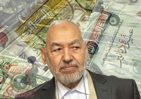 Explosif : Ennahda imprime de la vraie fausse monnaie et la BCT ferme les yeux