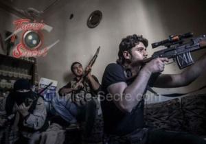 EN SYRIE, CAPTURE D'OFFICIERS EUROPEENS  COMBATTANT AVEC AL-QAIDA