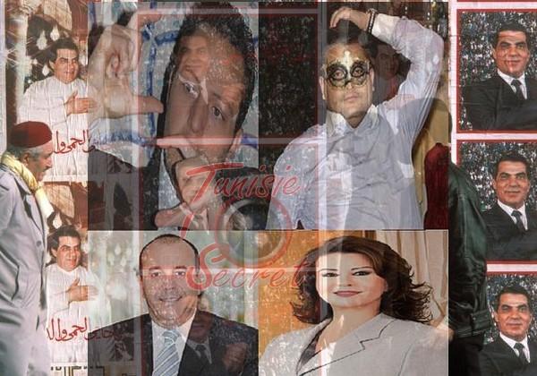 Ben Ali est innocenté mais pas ses proches