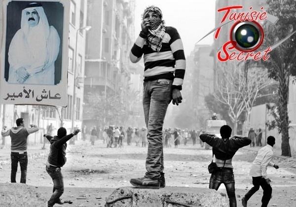 Les prétendus printemps arabes et les dessous du jeu qatari