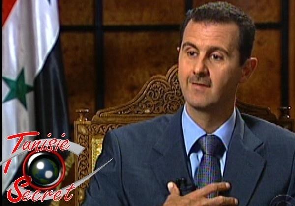 Bachar Al-Assad : les USA soutiennent le terrorisme et cherchent le chaos