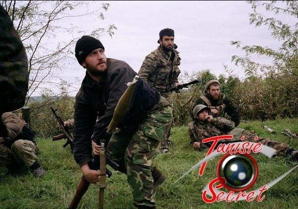 Exclusif : des terroristes Tchétchènes repérés à Tunis