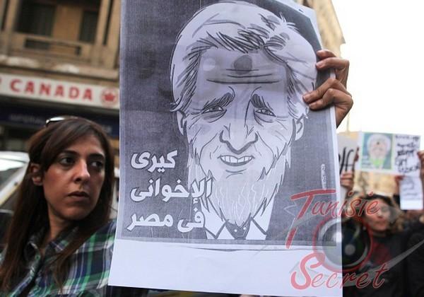John Kerry fustige les Frères musulmans