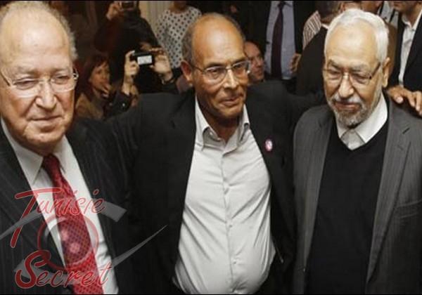 Tunisie : pour cause de faillite économique, la troïka va élargir la liste des biens confisqués