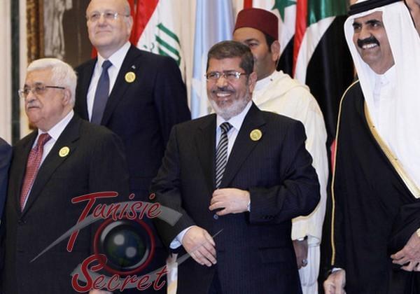 Explosif : Mahmoud Abbas confirme le pacte entre Morsi, Obama et Netanyahou sur le Sinaï (vidéo)