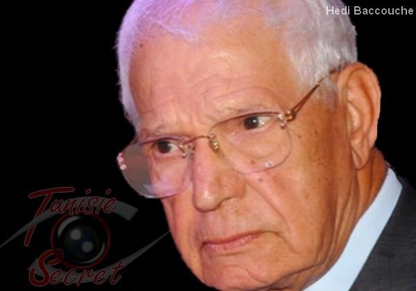 Tunisie : Hédi Baccouche, rcédiste et traitre multirécidiviste