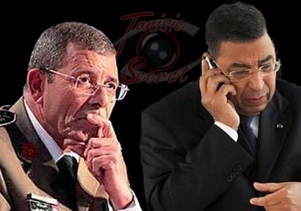 Tunisie: le renégat Rachid Ammar ose encore répondre au général Ali Seriati