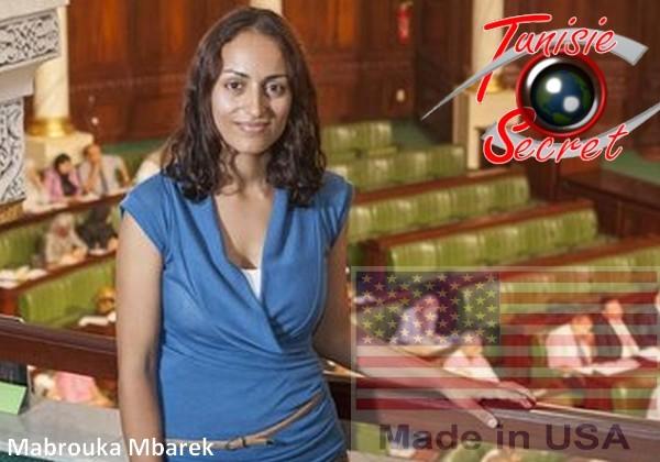 Tunisie : Mabrouka Mbarek, la beurette à tartiner l'ANC (vidéo)