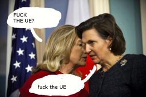 Le complot US contre l'Ukraine et le « fuck the EU » de Victoria Nuland (audio)